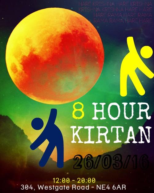 8 Hour Kirtan